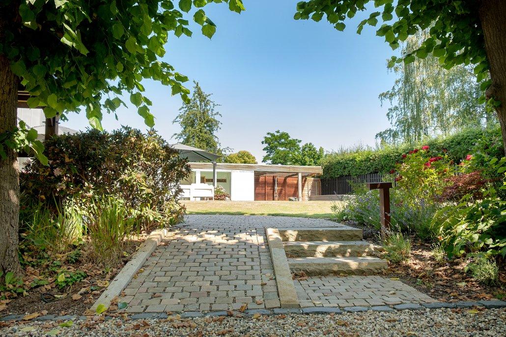 Gartengestaltung mit Pool in Bramsche