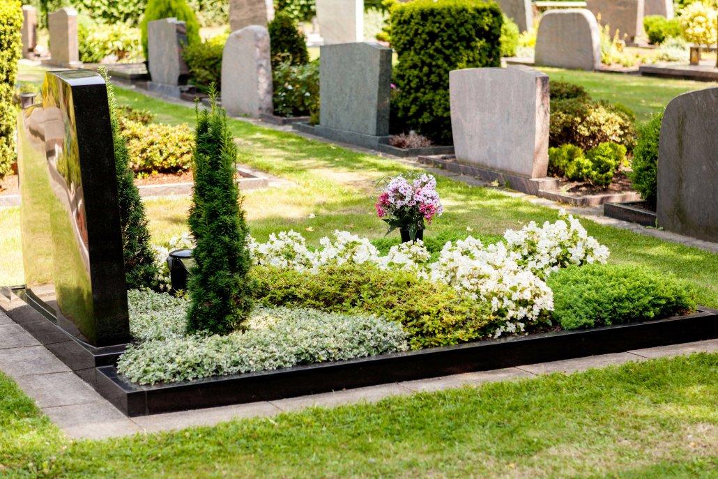 Grabgestaltung Mettingen Grabpflege Lotte