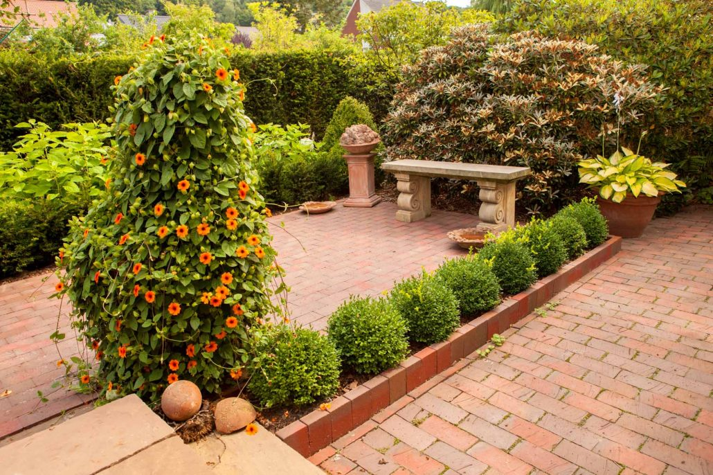 Etwas Neues genug Fa. Stockreiter | Garten mediterran in Ibbenbüren Gestaltung #NQ_73