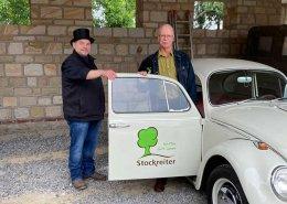 Martin Strohm geht nach 25 Jahren in Rente