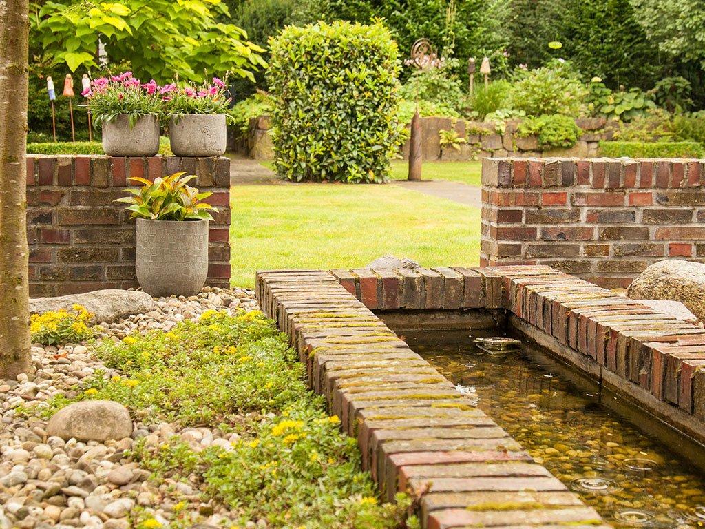 Gartengestaltung Hasbergen