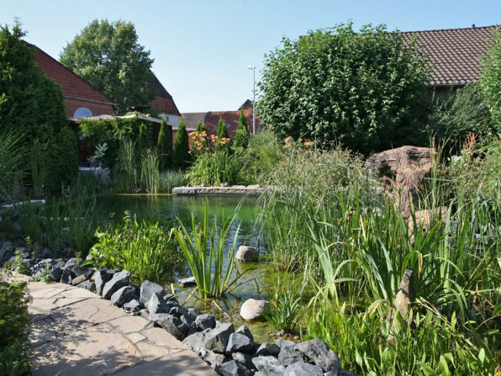 GALANET Natura-Gärten