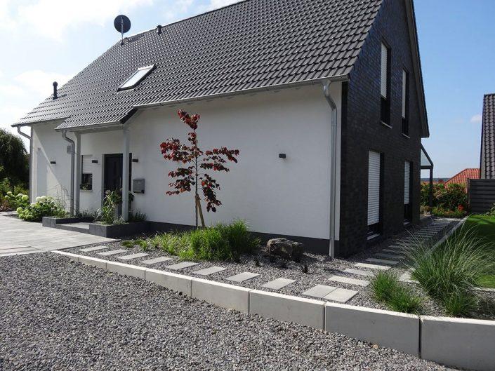 Neugestaltung vom Garten in Ibbenbüren
