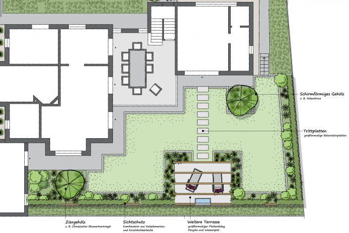 Gartenplanung Osnabrück Gartenarchitekt Ibbenbüren Bild