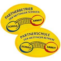 Logo Partnerbetrieb der Mettinger Schulen