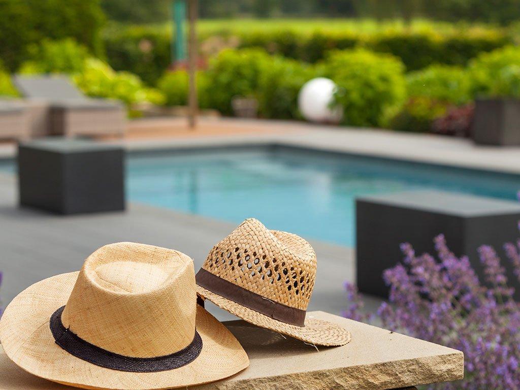 Pool im Garten Westerkappeln