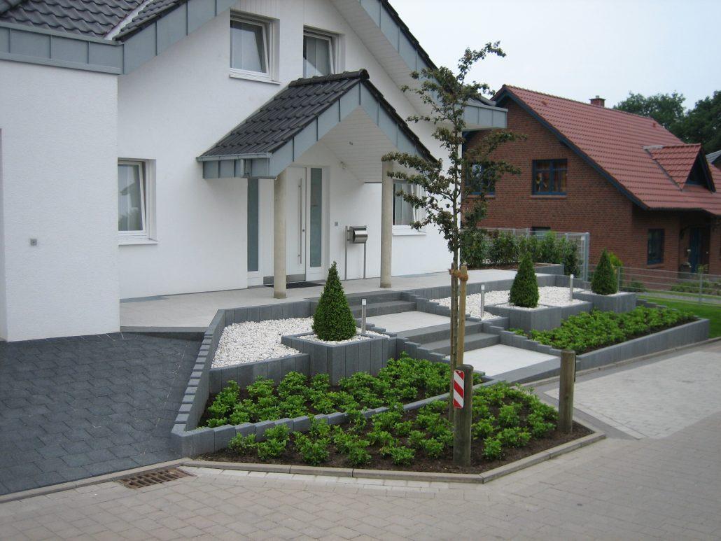 Vorgarten Osnabrück